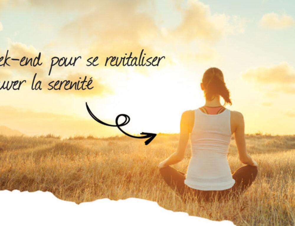 Stage : Naturopathie et méditation pleine conscience